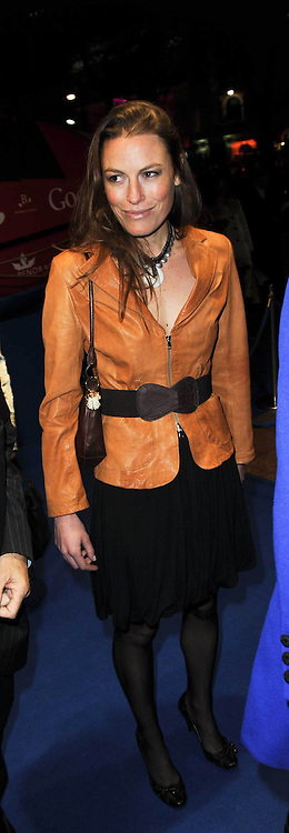 JESSICA CRAIG a friend of Prince William at the premier of Tenacity on the Tasman at the Odeon Leicester Square, London on 19th November 2009.