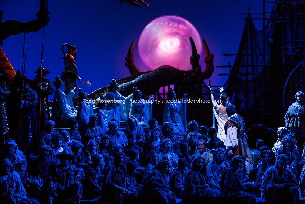 12/2/17 2:15:46 PM -- Chicago, IL, USA<br /> Lyric Opera Presents<br /> Puccinii's Turandot Dress Rehearsal<br /> <br /> &copy; Todd Rosenberg Photography 2017