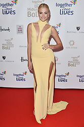 © Licensed to London News Pictures. 07/06/2017. London, UK.  PIXIE LOTT attends the Together for Short Lives Midsummer Ball. Photo credit: Ray Tang/LNP
