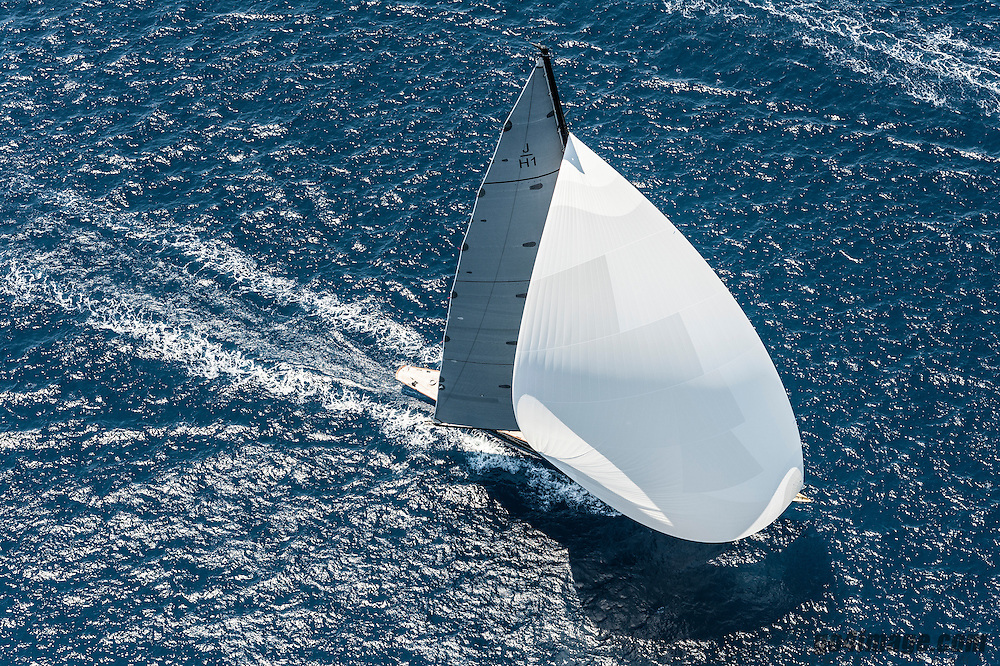 In 1930 Harold Vanderbilt achieved the pinnacle of yacht racing success by defending the America&rsquo;s Cup in the J-class &lsquo;Enterprise&rsquo;. His victory put him on the cover of the September 15 1930, issue of Time magazine. In 1934 he faced a dangerous challenger in Endeavour that he actually challenged with Rainbow.<br /> <br /> Vanderbilt contacted Sparkman &amp; Stephens to discuss the possibility of a new J Yacht under the Universal Rule. It was agreed that Starling Burgess and Olin Stephens would each present four designs and Vanderbilt funded the operation. The project that would eventually produce &lsquo;Ranger&rsquo; and &lsquo;Lionheart&rsquo; had started.<br /> <br /> Starling Burgess and Olin Stephens produced four designs for Vanderbilt; Models 77 A to F and two combinations. Models were built on a scale 1/24 and for the first time those models were tested in towing-tanks. When the trials were finished, the team concluded that 77-C either outperformed its rivals or came very close to the best.<br /> <br /> The selected model 77-C was used to built &lsquo;Ranger&rsquo;, the first &lsquo;Super-J&rsquo;. The achievements of &lsquo;Ranger&rsquo; have been exceptional. She sailed thirty-four times and won thirty-two times.<br /> <br /> &lsquo;Ranger&rsquo; was scrapped in 1941 but was reborn in the form of a replica in summer 2003<br /> <br /> Fast forward to 2005 and Andre Hoek of Hoek Design got involved analysing the potential of the seven remaining hulls designed by Burgess and Stephens for the Vanderbilt syndicate. Using both state of the art computer models and now traditional water tank testing, Hoek advised to use hull 77-F as the one with the biggest potential. It is hull 77-F that has now been built as Lionheart, 75 years after she was conceived on the drawing boards.<br /> <br /> The hull was eventually build by Freddie Bloemsma and Claassen Jachtbouw was responsible for building the yacht. She was launched 5 years after the project starte