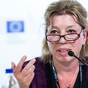 20160616 - Brussels , Belgium - 2016 June 16th - European Development Days - Quality education for inclusive societies - Alinda Bosch , Programme Advisor and Research Manager , Education and Economic Opportunities Unit , Cordaid © European Union