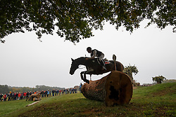 Burton Christopher, AUS, Fire Fly<br /> World Championship Young Eventing Horses<br /> Mondial du Lion - Le Lion d'Angers 2016<br /> © Hippo Foto - Dirk Caremans<br /> 22/10/2016
