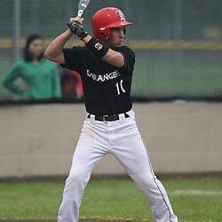 23 April 2010: Loranger Wolves varsity baseball photos.