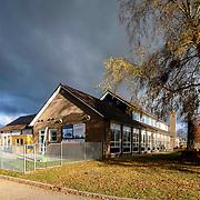 IKC Opeinde, gerenoveerde school met nul op de meter. Energieneutraal. Ontwerp Liag Architecten en Bouwadviseurs