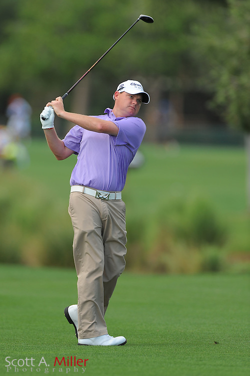 Ted Potter Jr. during the first round of the Honda Classic at PGA National on March 1, 2012 in Palm Beach Gardens, Fla. ..©2012 Scott A. Miller.