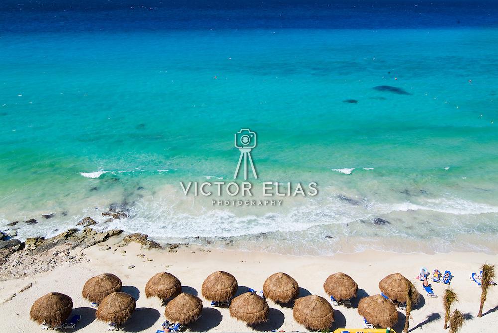 North beach in Cozumel..Cozumel, Quintana Roo..Mexico.