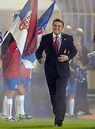 FUDBAL, BEOGRAD, 5. Jun 2010. - Selektor Radomir Antic. Prijateljska utakmica izmedju Srbije i Kameruna odigrana u okviru priprema za Svetsko prvenstvo u Juznoj Africi. Foto: Nenad Negovanovic