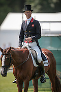 CHILLI MORNING ridden by William Fox-Pitt at Bramham International Horse Trials 2016 at Bramham Park, Bramham, United Kingdom on 9 June 2016. Photo by Mark P Doherty.