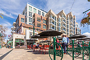 Urban Living in Downtown San Diego of Little Italy