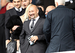 President and Chief Executive of Derby County, Sam Rush  - Mandatory byline: Robbie Stephenson/JMP - 07966 386802 - 03/10/2015 - FOOTBALL - iPro Stadium - Derby, England - Derby County v Brentford - Sky Bet Championship