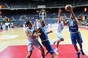 18 Agosto 2013 Torneo di Anversa Belgio<br /> ITALIA vs ISRAELE : ANDREA CINCIARINI<br /> Foto Ciamillo