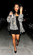07.NOVEMBER.2010. LONDON<br /> <br /> VANESSA WHITE FROM THE SATURDAYS LEAVING WHISKY MIST NIGHT CLUB IN MAYFAIR LOOKING A LITTLE WORSE FOR WEAR.<br /> <br /> BYLINE: EDBIMAGEARCHIVE.COM<br /> <br /> *THIS IMAGE IS STRICTLY FOR UK NEWSPAPERS AND MAGAZINES ONLY*<br /> *FOR WORLD WIDE SALES AND WEB USE PLEASE CONTACT EDBIMAGEARCHIVE - 0208 954 5968*