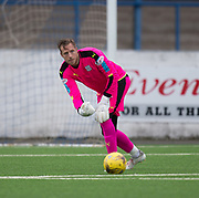 Dundee's new goalkeeper Elliot Parish appearing as a trialist for the Dark Blues during Cove Rangers v Dundee under 20s pre-seson friendly at Links Park, Montrose, Photo: David Young<br /> <br />  - &copy; David Young - www.davidyoungphoto.co.uk - email: davidyoungphoto@gmail.com