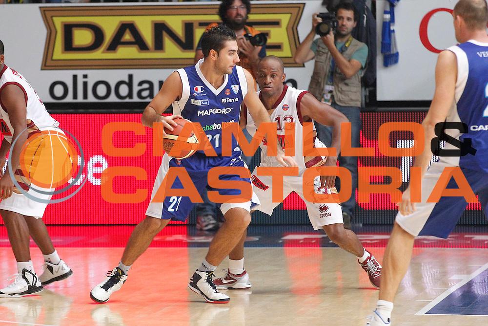 DESCRIZIONE : Cantu Lega A 2012-13 Che Bolletta Cantu Umana Venezia<br /> GIOCATORE : Pietro Aradori<br /> CATEGORIA : Palleggio<br /> SQUADRA : Che Bolletta Cantu<br /> EVENTO : Campionato Lega A 2012-2013<br /> GARA : Che Bolletta Cantu Umana Venezia<br /> DATA : 02/10/2012<br /> SPORT : Pallacanestro <br /> AUTORE : Agenzia Ciamillo-Castoria/G.Cottini<br /> Galleria : Lega Basket A 2012-2013  <br /> Fotonotizia : Cantu Lega A 2012-13 Che Bolletta Cantu Umana Venezia<br /> Predefinita :