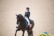 Betina Jaeger - Mane Stream Belstaff<br /> FEI World Equestrian Games Tryon 2018<br /> © DigiShots