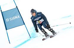 21.01.2017, Hahnenkamm, Kitzbühel, AUT, FIS Weltcup Ski Alpin, KitzCharity Trophy, im Bild Dani Pedrosa (Red Bull) // during the KitzCharity Trophy of FIS Ski Alpine World Cup at the Hahnenkamm in Kitzbühel, Austria on 2017/01/21. EXPA Pictures © 2017, PhotoCredit: EXPA/ Serbastian Pucher