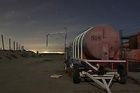 Salton Sea water tank