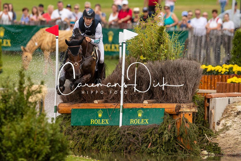 Burton Christopher, AUS, Quality Purdey<br /> CHIO Aachen 2019<br /> Weltfest des Pferdesports<br /> © Hippo Foto - Dirk Caremans<br /> Burton Christopher, AUS, Quality Purdey