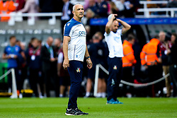 Italy Head Coach Conor O'Shea - Mandatory by-line: Robbie Stephenson/JMP - 06/09/2019 - RUGBY - St James's Park - Newcastle, England - England v Italy - Quilter Internationals