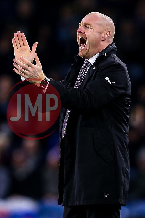 Burnley manager Sean Dyche - Mandatory by-line: Robbie Stephenson/JMP - 26/11/2018 - FOOTBALL - Turf Moor - Burnley, England - Burnley v Newcastle United - Premier League