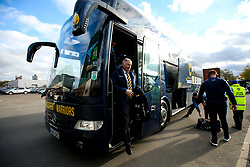 Worcester Warriors Director of Rugby Alan Solomons arrives at Welford Road - Mandatory by-line: Robbie Stephenson/JMP - 03/11/2018 - RUGBY - Welford Road Stadium - Leicester, England - Leicester Tigers v Worcester Warriors - Gallagher Premiership Rugby