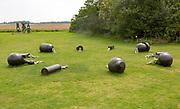 Artwork 'To Give Light' 2018 but Ryan Gander, Snape Maltings, Suffolk, England, UK