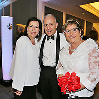 CEO Marie Helene Bernard, Dino and Sue Cannella