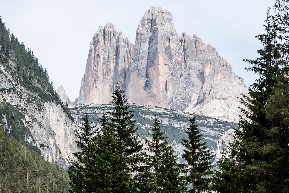 04 JUL 2014 - (BZ) - Le Tre cime di Lavaredo