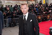 RONAN KEATING, Olivier Awards 2012, Royal Opera House, Covent Garde. London.  15 April 2012.