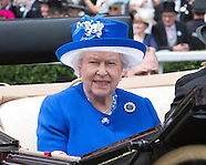 Royals Attend Day 2 at Ascot