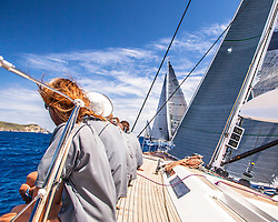 Les Voiles de St Barths 2013 Wednesday Copy Write Corinna Halloran
