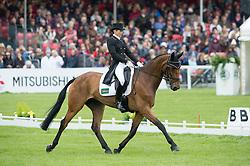 Bullimore Sarah, (GBR), Reve Du Rouet<br /> Dressage <br /> Mitsubishi Motors Badminton Horse Trials - Badminton 2015<br /> © Hippo Foto - Jon Stroud<br /> 08/05/15