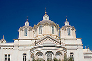 Jerusalem, Israel, The Holy Trinity Cathedral, AKA the Russian Church in the Russian compound built in honour of prince Nikolai, September 2006