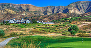 Lost Canyons; Golf Club; Simi Valley; CA; Ventura County; Santa Susana Mountains;