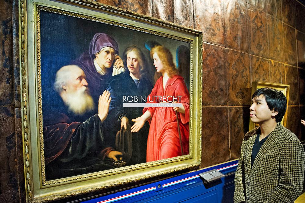 25-01-2017 SCHAKEN: TATA STEEL CHESS PHILHARMONIE: FRANS HALS MUSEUM: HAARLEM<br /> Wesley So COPYRIGHT ROBIN UTRECHT