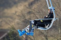 19.02.2011, Gudiberg, Garmisch Partenkirchen, GER, FIS Alpin Ski WM 2011, GAP, Damen, Slalom, im Bild Susanne Riesch (GER) // Susanne Riesch (GER) during Ladie's Slalom Fis Alpine Ski World Championships in Garmisch Partenkirchen, Germany on 19/2/2011. EXPA Pictures © 2011, PhotoCredit: EXPA/ J. Groder