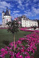Chateau Chenonceaux, France
