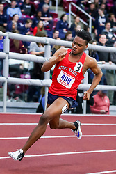 ECAC/IC4A Track and Field Indoor Championships<br /> 400 meters, Stony Brook, Kevon White