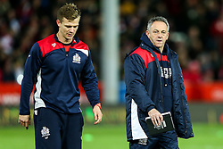 Bristol Rugby Acting Head Coach Mark Tainton looks on - Rogan Thomson/JMP - 03/12/2016 - RUGBY UNION - Kingsholm Stadium - Gloucester, England - Gloucester Rugby v Bristol Rugby - Aviva Premiership.