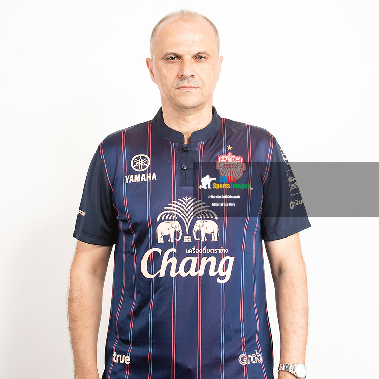 THAILAND - JUNE 26: Head Coach Bozidar Bandovic of Buriram United on June 26, 2019.<br /> .<br /> .<br /> .<br /> (Photo by: Naratip Golf Srisupab/SEALs Sports Images/MB Media Solutions)