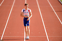ATHLETICS - TEAM EUROPEAN CHAMPIONSHIPS 2011 - STOCKHOLM (SWE) - 18-19/06/2011 - PHOTO : STEPHANE KEMPINAIRE / DPPI - <br /> 100 M - MEN - WINNER - CHRISTOPHE LEMAITRE (FRA)