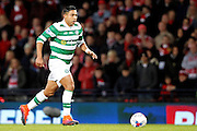 Celtic's Emilio Izaguirre (3) during the Betfred Scottish Cup  Final match between Aberdeen and Celtic at Hampden Park, Glasgow, United Kingdom on 27 November 2016. Photo by Craig Galloway.