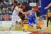 Drake Diener<br /> Angelico Biella - Banco di Sardegna Dinamo Sassari<br /> Legabasket Serie A Beko 2012-2013<br /> Biella, 20/01/2013<br /> Foto L.Canu / Ciamillo-Castoria