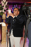 7 February-Washington, D.C: Recording Artist Michael Bivins attends the BET Honors Honoree Dinner held at the National Museum of Women in the Arts on February 7, 2014 in Washington, D.C.  (Terrence Jennings)