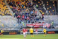 KERKRADE - 20-11-2016, Roda JC - AZ, Park Stad Limburg Stadion, 1-1, uitvak met AZ supporters.