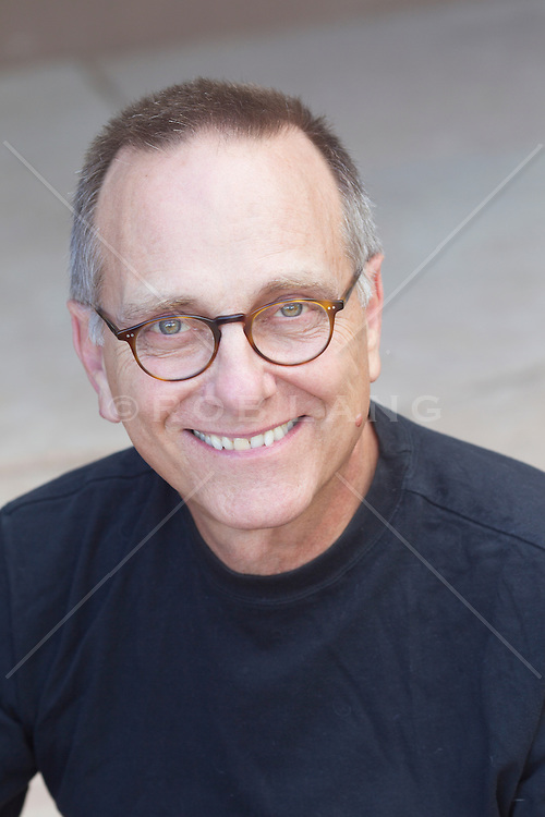 handsome mature man wearing glasses