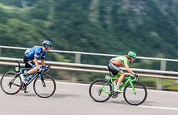 07.07.2017, St. Johann Alpendorf, AUT, Ö-Tour, Österreich Radrundfahrt 2017, 5. Kitzbühel - St. Johann/Alpendorf (212,5 km), im Bild Florian Gaugl (AUT, Hrinkow Advarics Cycleang) // Florian Gaugl (AUT, Hrinkow Advarics Cycleang) during the 5th stage from Kitzbuehel - St. Johann/Alpendorf (212,5 km) of 2017 Tour of Austria. St. Johann Alpendorf, Austria on 2017/07/07. EXPA Pictures © 2017, PhotoCredit: EXPA/ JFK