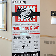 The Rhode Island Film Forum, a series of panels and a keynote by the director Amy Redford, was held at the Rhode Island International Film Festival on August 9, 2012 in Providence, RI.