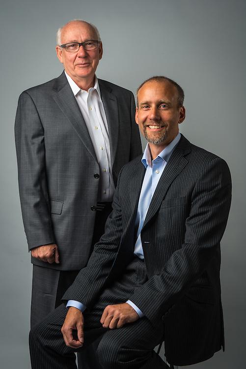 Managing partners portrait