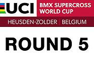 2018 UCI BMX SX World Cup Zolder - Round 5